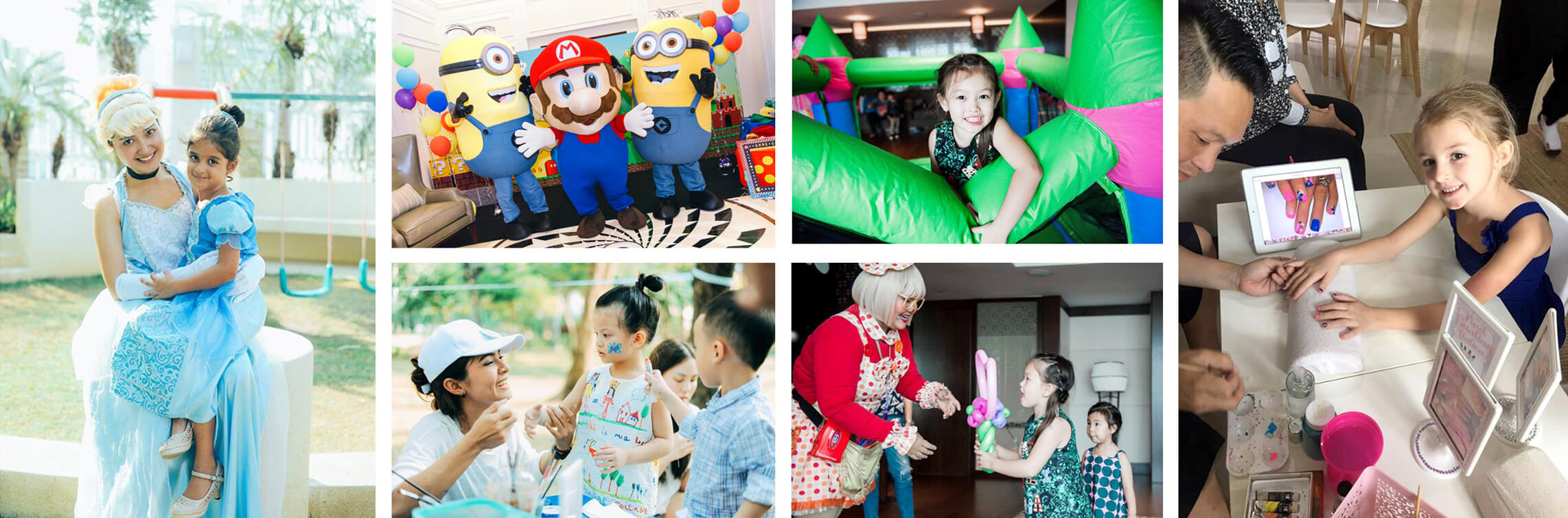 ENTERTAINMENTS & ACTIVITIES